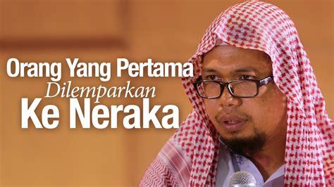 Hukum Perbankan Syariah Prof Dr Zainuddin Ali Ma orang yang pertama dilemparkan ke neraka ustadz mizan qudsiyah lc yufid tv