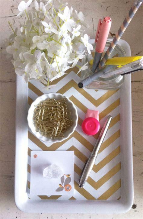 diy tray top 10 easy and creative diy desk trays