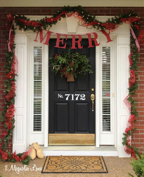 porch decorations for christmas front porch christmas decor best friends for frosting