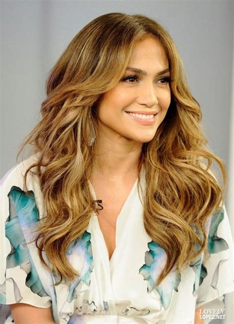 how long is jennifer degaldos hair jennifer lopez layered hairstyles and hairstyle for long