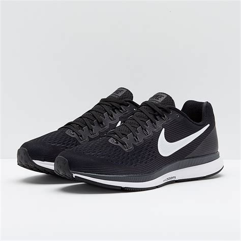 Nike Azr Vegasus Black nike air zoom pegasus 34 black white grey