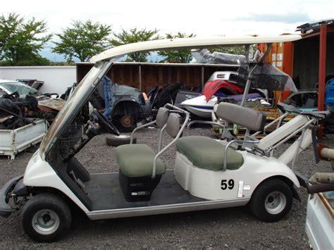 Yamaha Golf Auto by Golf Cart Salvage Autos Post