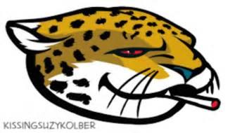 What Jaguars Look Like What 10 Nfl Team Logos Look Like Getting High