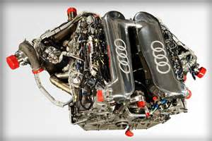 Audi R10 Tdi Engine Audi R10 Tdi Engines The Most Ambitious And The Most