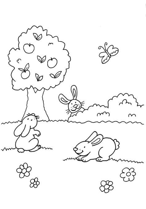 imagenes abstractas navideñas dibujos conejitos para colorear simple dibujo de conejo