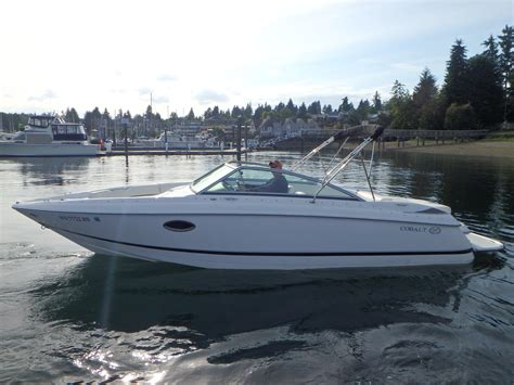 used cobalt boats seattle quot cobalt quot boat listings in wa