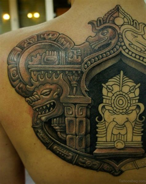 aztec woman tattoo designs 60 pleasing aztec tattoos