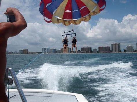 Parasailing Myrtle Beach Horry South Carolina USA Kitesurfing School South Carolina