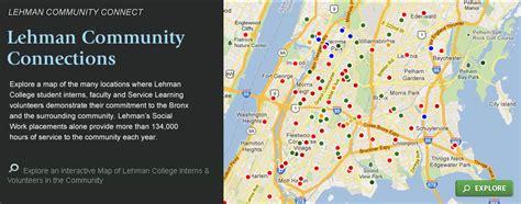 lehman community connect bronx information portal