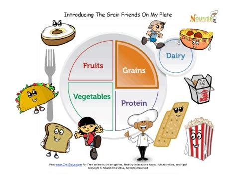 whole grains myplate printable myplate grains learning sheet