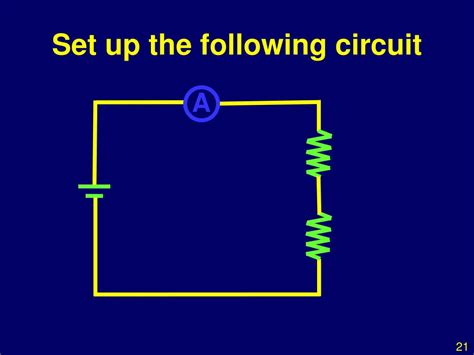 investigating resistors in series and parallel ppt investigation ohms resistances in series and parallel powerpoint presentation id 502754