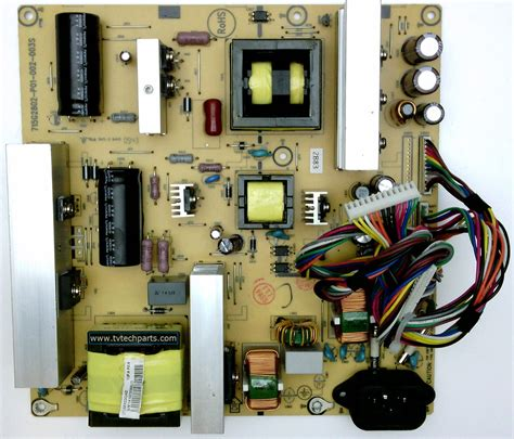 Power Supply Tv Led Sharp 32 sharp model lc47sb57ub power supply board part number
