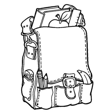 imagenes convivencia escolar para colorear dibujos para colorear de materiales escolares