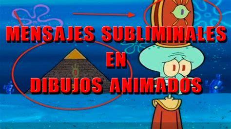 imagenes subliminales imagenes mensajes subliminales en dibujos animados youtube