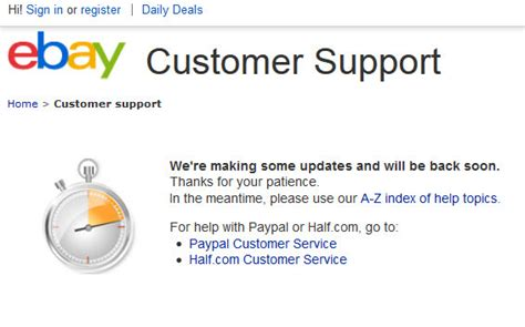 Ebay Helpline | ebay customer support from a seller s point of view