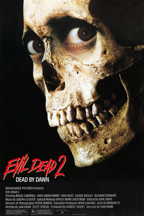 hollywood movie evil dead part 2 the 25 most terrifying horror movie covers