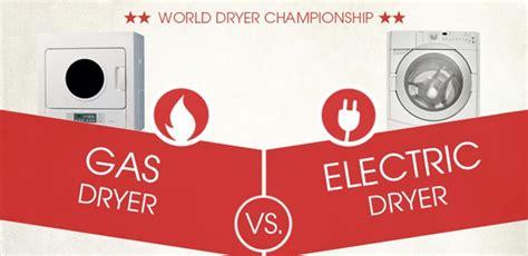 gas dryers vs electric dryers home information guru com