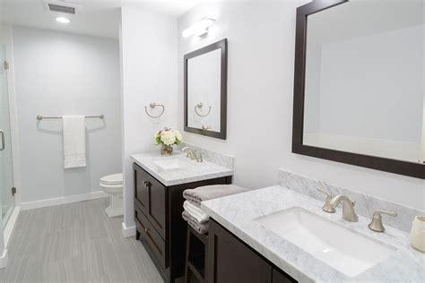 modern design style bathrooms by one week bath