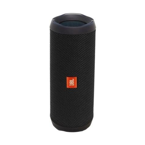 blibli jbl jual jbl flip 4 bluetooth speaker black online harga
