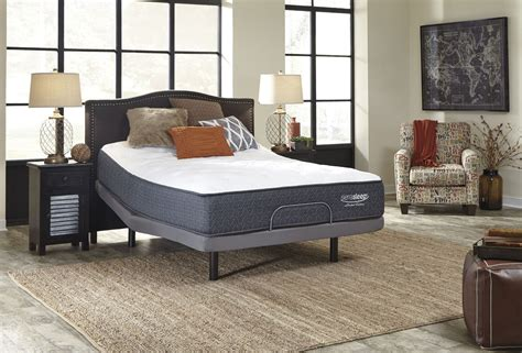 ashley furniture adjustable beds cal king adjustable bed with led lighting m9x652a m9x652