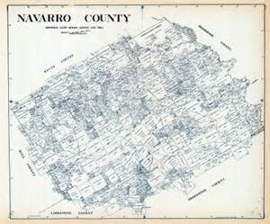 1924 navarro county stock illustration 114356291