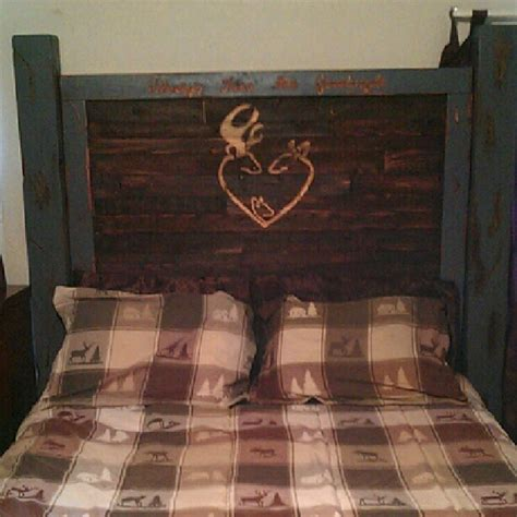 homemade rustic headboard 17 best images about rustic headboards on pinterest diy