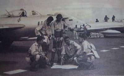 garuda militer daniel maukar pilot pesawat tempur mig