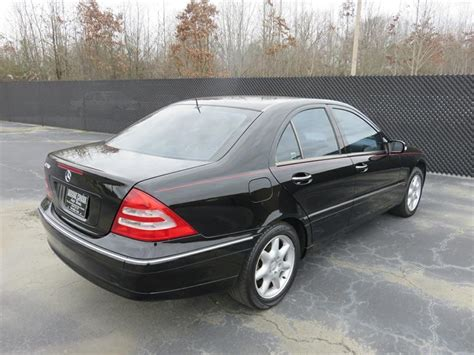 Mercedes C240 2003 by 2003 Mercedes C240 For Sale In