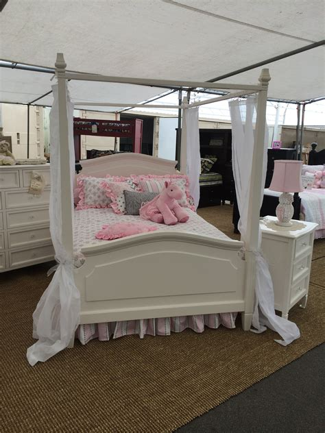 megan canopy bedroom collection kids alley factory