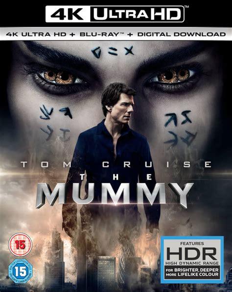 Baby 4k Bluray the mummy 2017 4k ultra hd digital zavvi