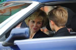 Watts Gets On by Watts Gets To Grip With Princess Diana S Maternal