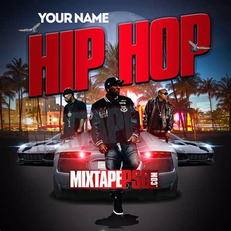 Mixtape Template Hip Hop Psd 2 By Mixtapepsd On Deviantart Mixtape Psd Templates