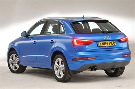 Audi X3 by Audi Q3 Review 2017 Autocar