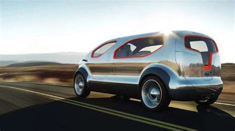 Ford Airstream Hybrid Comfort by 15 Caravans And Rvs Of The Future