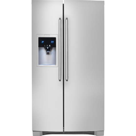 What Is Electrolux Refrigerator by Ew26ss75qs Electrolux Side By Side Refrigerator