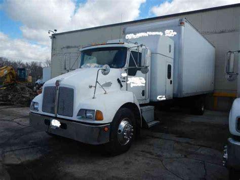 kw box truck kenworth t300 2005 box trucks