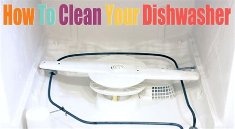 how to clean your dishwasher with weight watchers points skinny kitchen