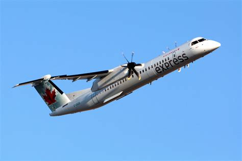 bombardier  air canada express flyradius