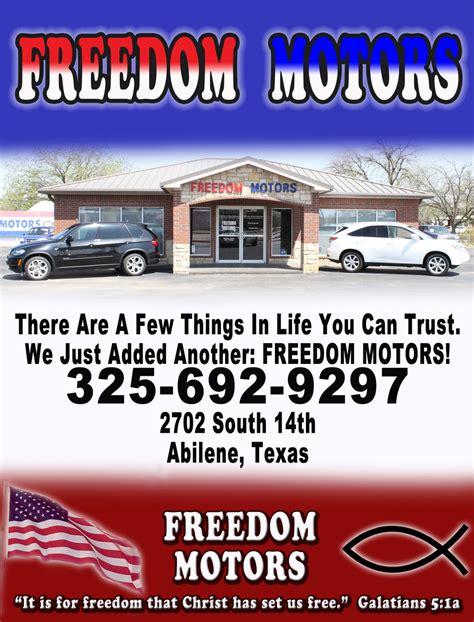 Cadillac Style Abilene Tx by Freedom Motors Abilene Tx Read Consumer Reviews