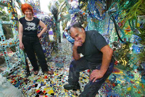 Mosaic Tile House by Mosaic Tile House Open For Venice Walk Latimes