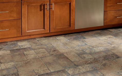 Tile Flooring For Kitchen Luxury Vinyl Tile Best Flooring Choices