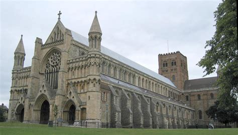 st albans st albans cathedral simple the free