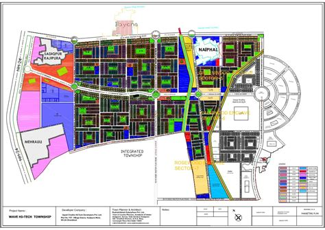 layout plan of wave city ghaziabad wave city executive floors nh 24 ghaziabad 2935 sq ft only