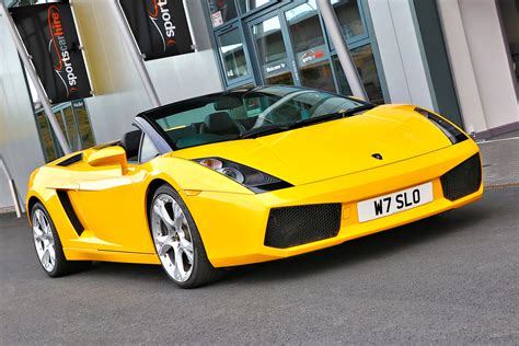 Lamborghini Gallardo Hire Lamborghini Gallardo Spyder Supercar Hire Sports Car Hire