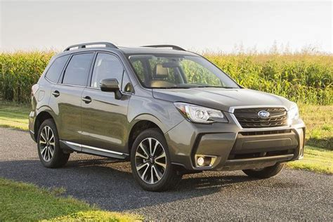 2017 Subaru Forester Reviews by 2017 Subaru Forester New Car Review Autotrader