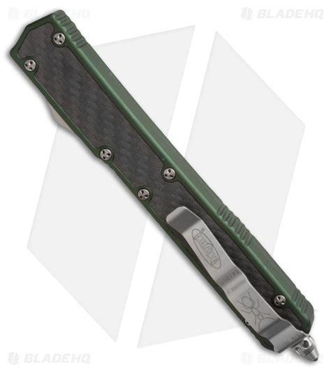 microtech makora ii microtech makora ii d a otf automatic knife od green 4 45