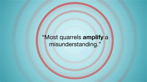 Ways To Resolve A Misunderstanding by Most Quarrels Lify A Misunderstanding Lifehacker