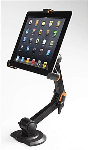 this tablet desk mount is ideal for countertop use each