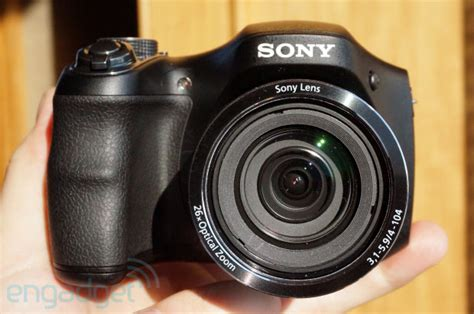 Kamera Dslr Sony Dsc H200 ces 2013 sony announces 5 new cyber cameras advance features with affordable price