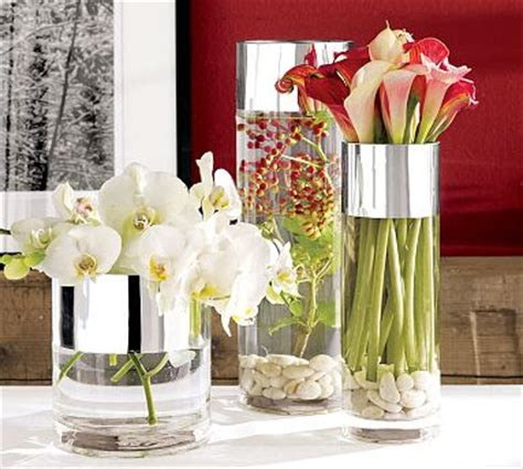 Flowers In Vases For Centerpieces by For All Things Creative Diy Centerpieces